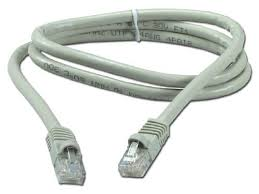 D-Link Cat6A 10G UTP 24 AWG PVC Round Patch Cord - 3m - White Colour