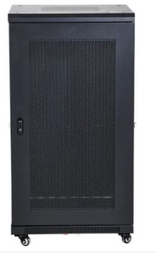 [AD8822] Redstar 22U 800x800mm Mesh Door Cabinet